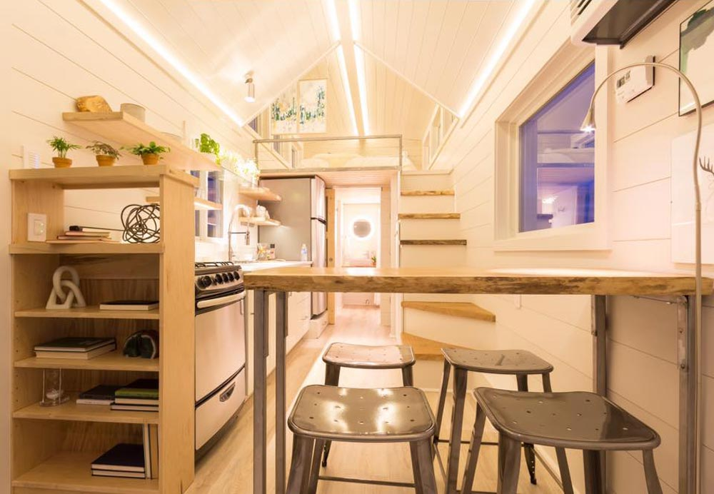 Pivoting Table - Elsa by Olive Nest Tiny Homes