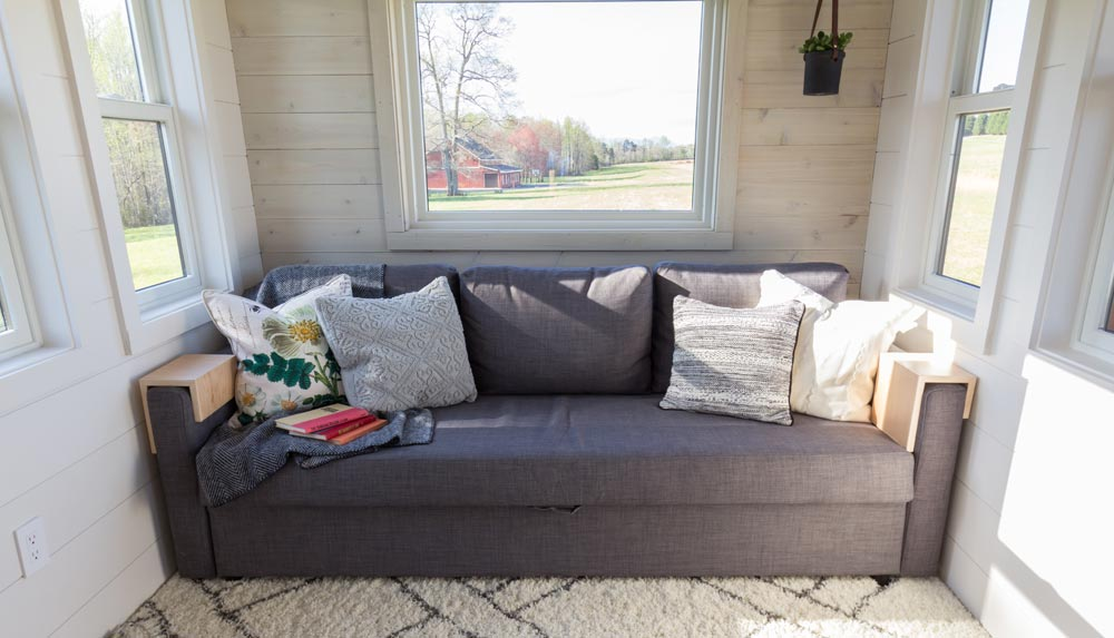 Sleeper Sofa - Elsa by Olive Nest Tiny Homes