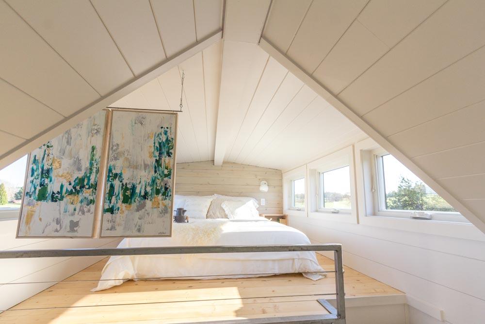 Bedroom Loft - Elsa by Olive Nest Tiny Homes