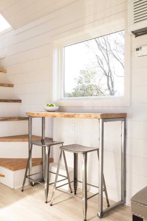 Cherry Live Edge Table - Elsa by Olive Nest Tiny Homes