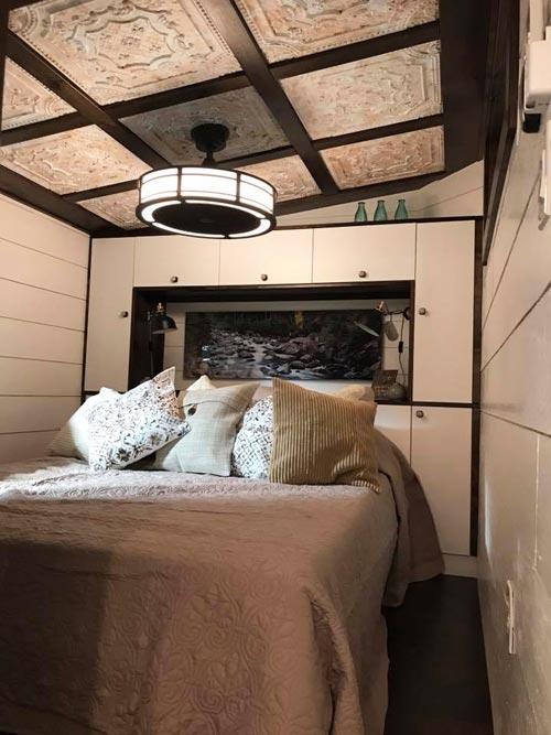 Master Bedroom - Empty Nester by Kamtz Tiny Home Company