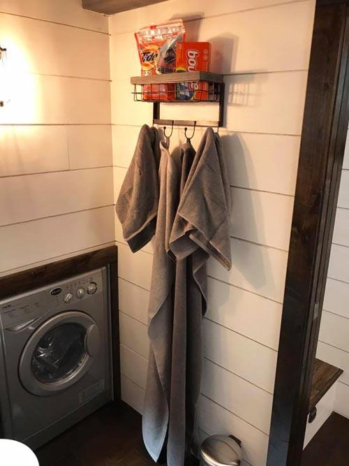 Washer/Dryer Combo - Empty Nester by Kamtz Tiny Home Company