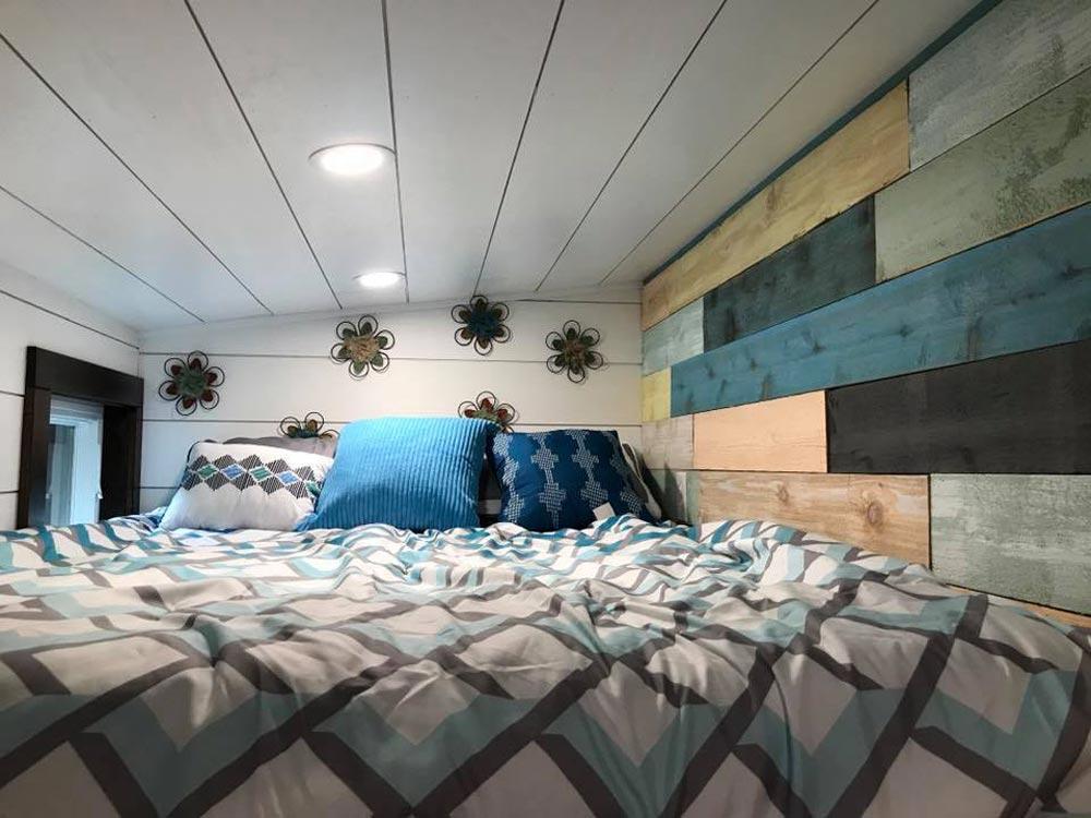 Bedroom Loft - Empty Nester by Kamtz Tiny Home Company