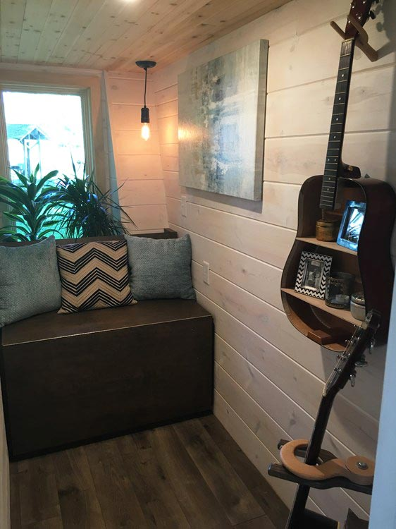 Multifunction Room - Ever Growing Tiny House