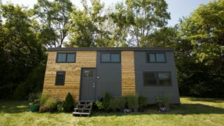 Modern Tiny Smart Home