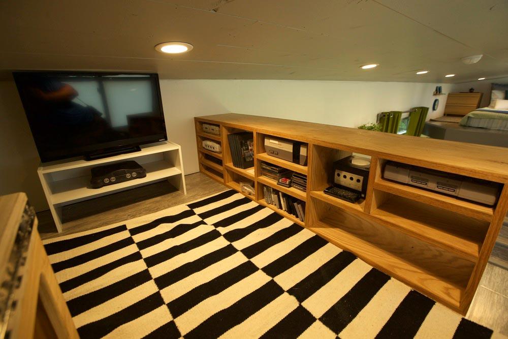 Gaming Room - Modern Tiny Smart Home