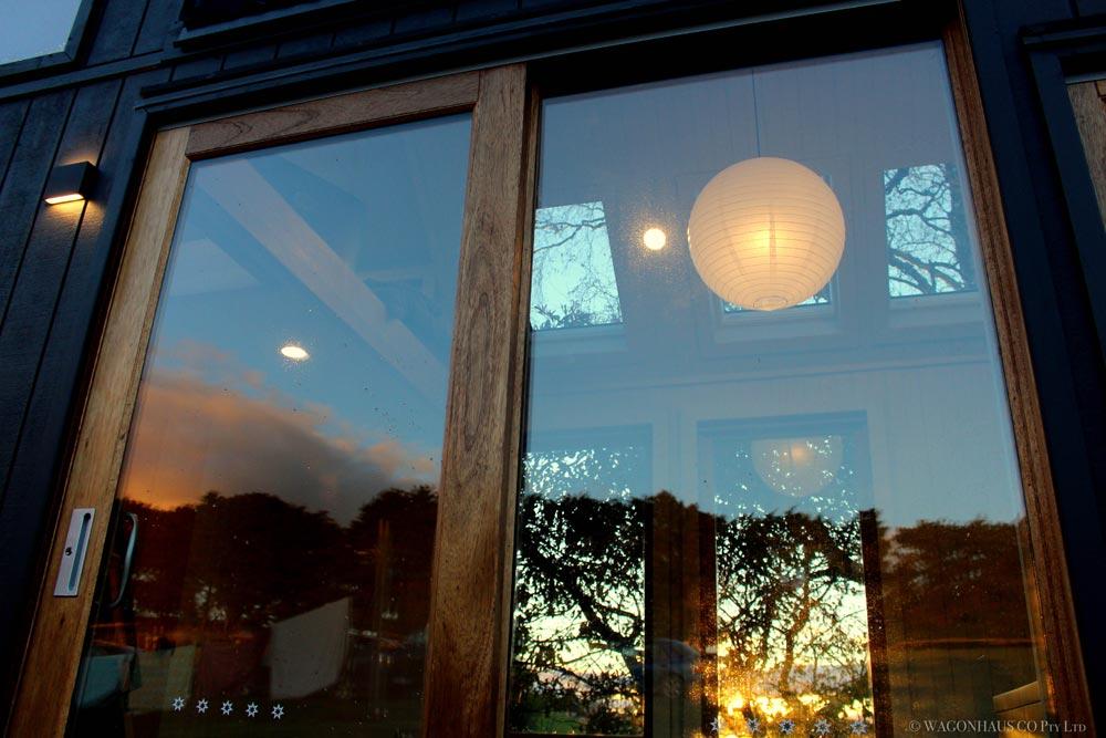 Double-Glazed Windows - Tiny Monument by Wagonhaus