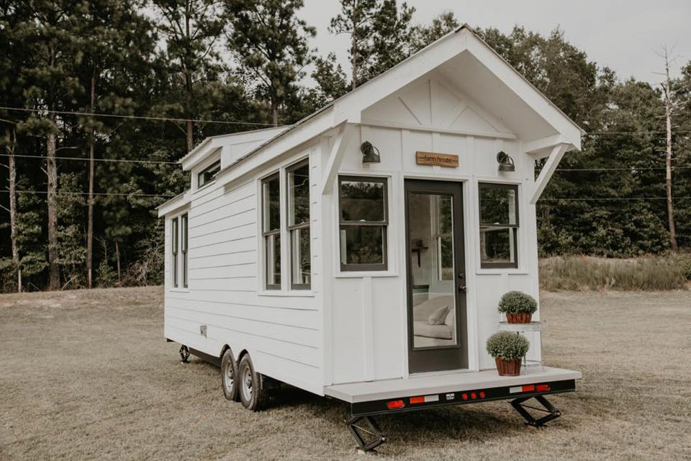 Tiny House Giveaway 4 By Lamon Luther Tiny Living