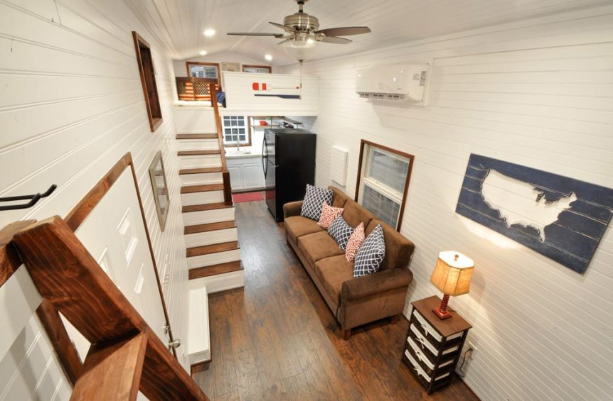 Patriot by Tiny House Building Company