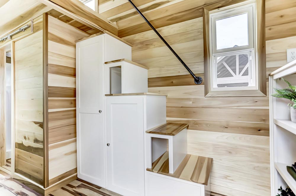 Storage Stairs - Point by Modern Tiny Living