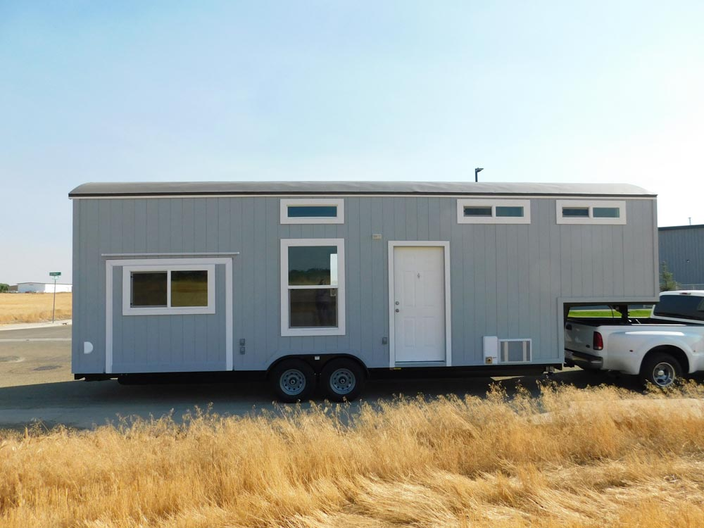 Sawtooth Toy Hauler by Tiny Idahomes