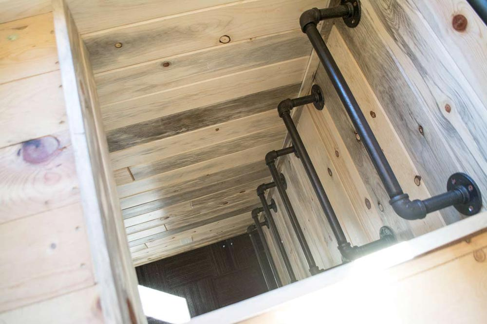 Loft Ladder - Spirit by Tiny Treasure Homes