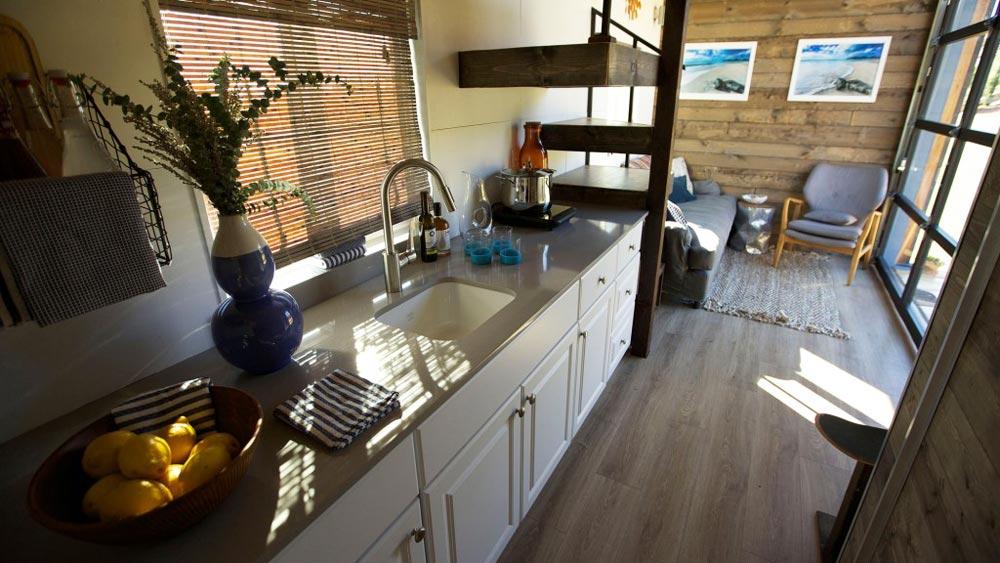 Kitchen - Surf Shack by Alex Wyndham