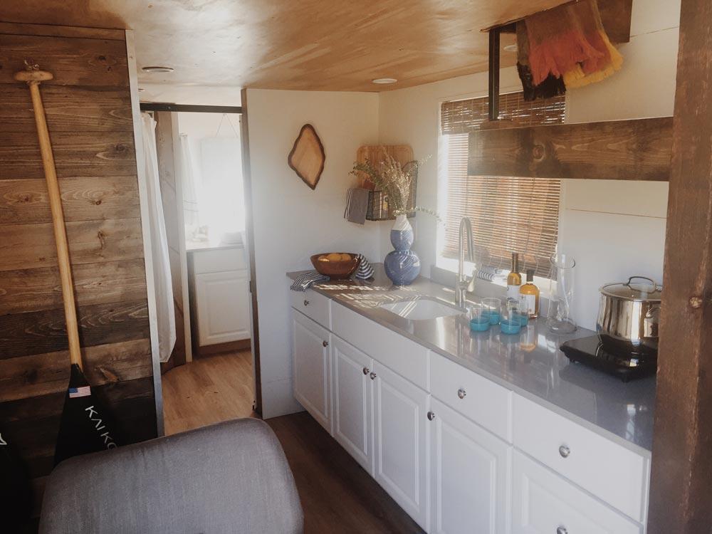 Kitchen & Bathroom - Surf Shack by Alex Wyndham