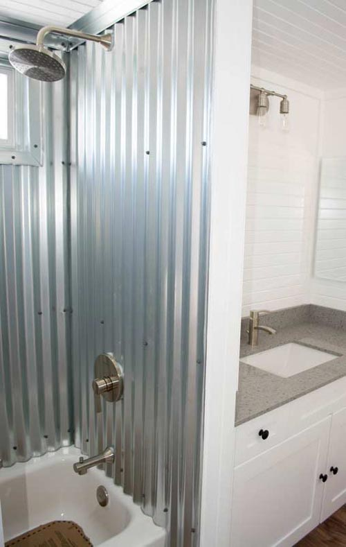 Bathroom - Williams by Tiny Treasure Homes