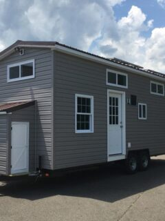 Willow by Tiny House Building Company