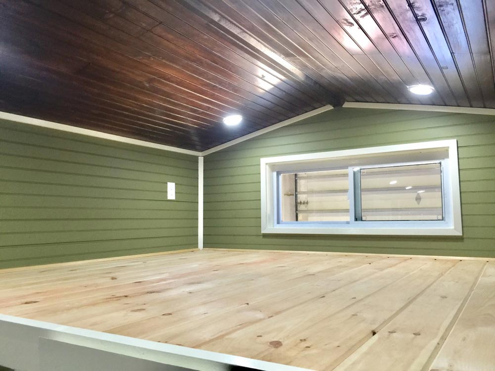Guest Loft - Willow by Tiny House Building Company