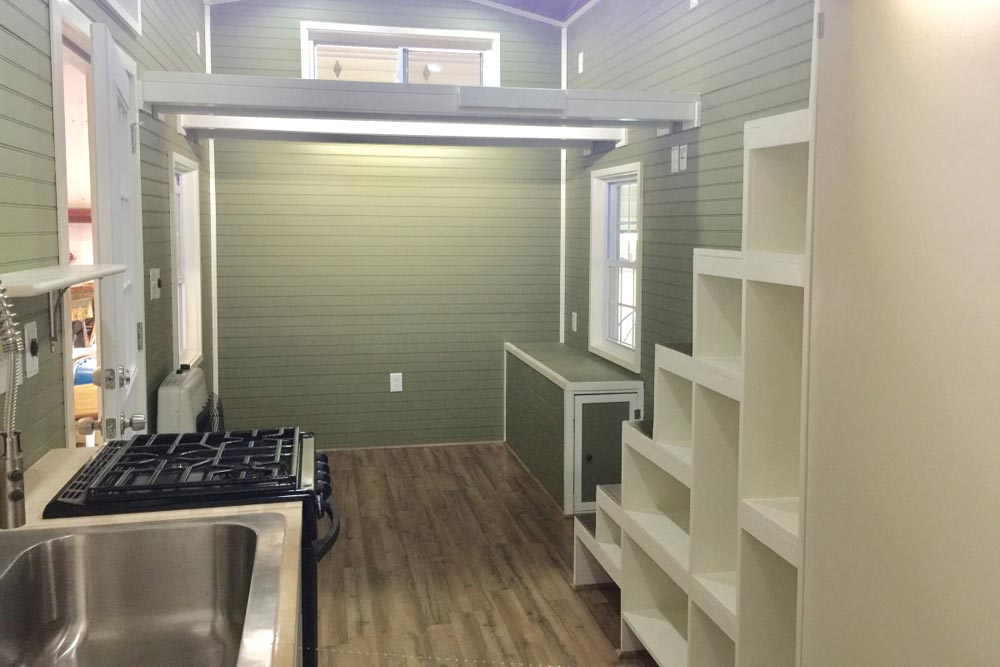 Tiny House Interior - Willow by Tiny House Building Company