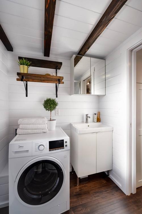 Bathroom - 26 'Napa Edition by Mint Tiny Homes