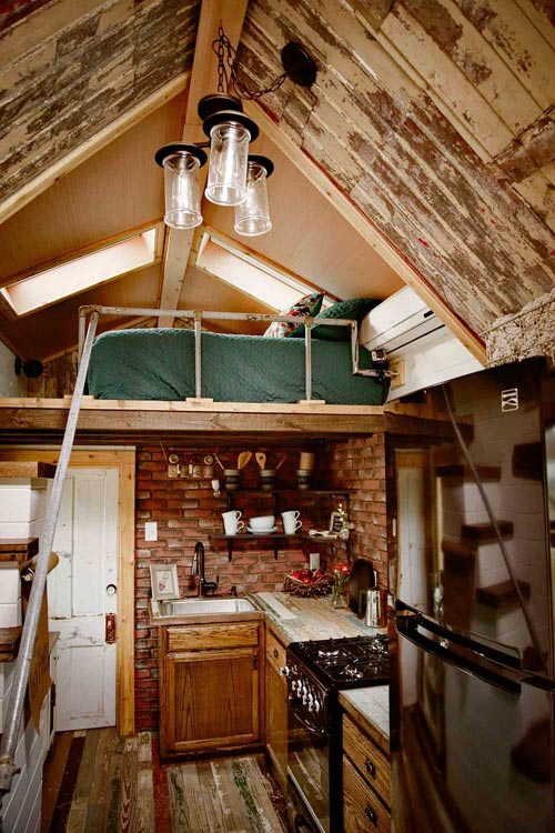Kitchen & Loft - Bird's Nest by Kim Lewis