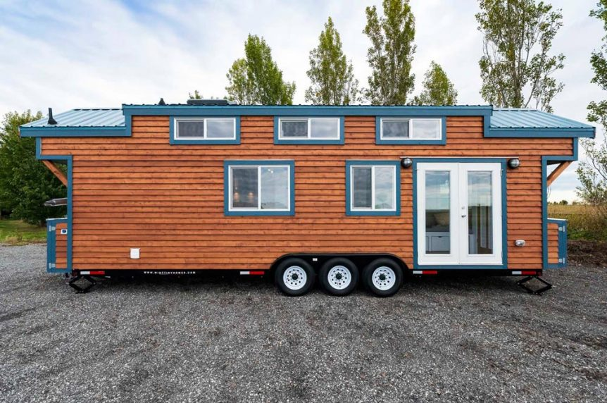 Custom 30' by Mint Tiny Homes