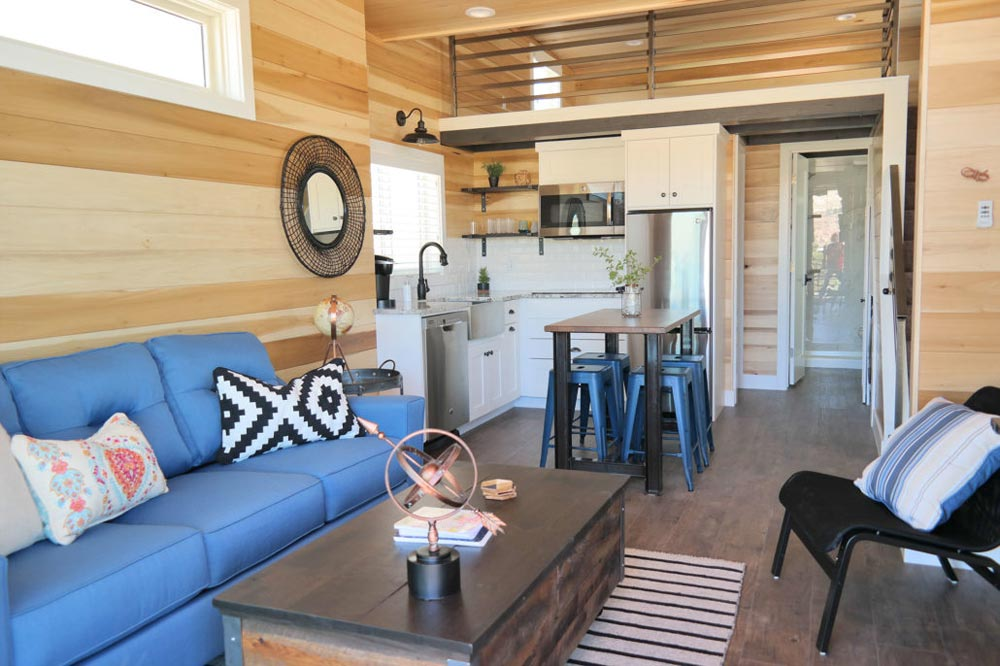 Tiny House Interior - Escalante Escapes