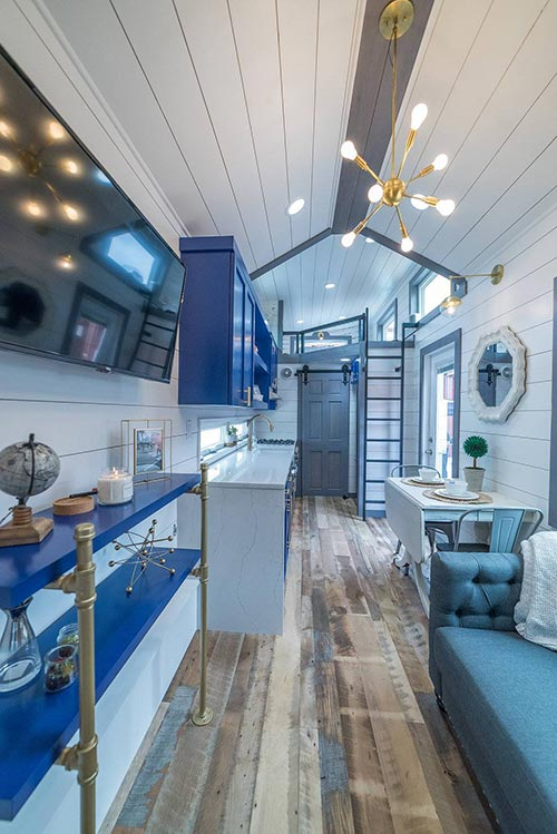 Tiny House Interior - Henderson by Movable Roots