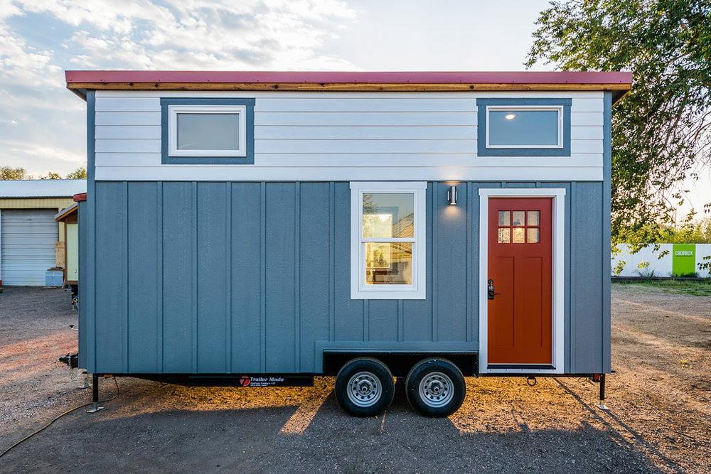 Julia's Tiny House by Mitchcraft Tiny Homes