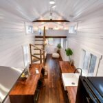 Custom 34′ Loft Edition by Mint Tiny Homes