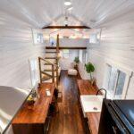 Custom 34′ Loft Edition by Mint Tiny Homes