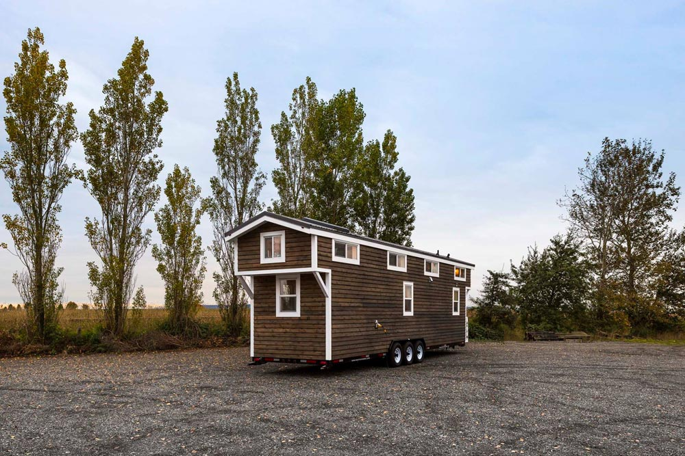 Exterior - Custom 34' Loft Edition by Mint Tiny Homes