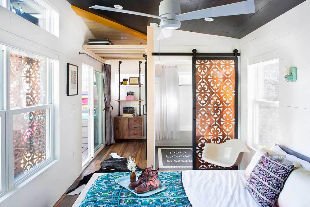 Bedroom - Mid-Century Marfa by Kim Lewis