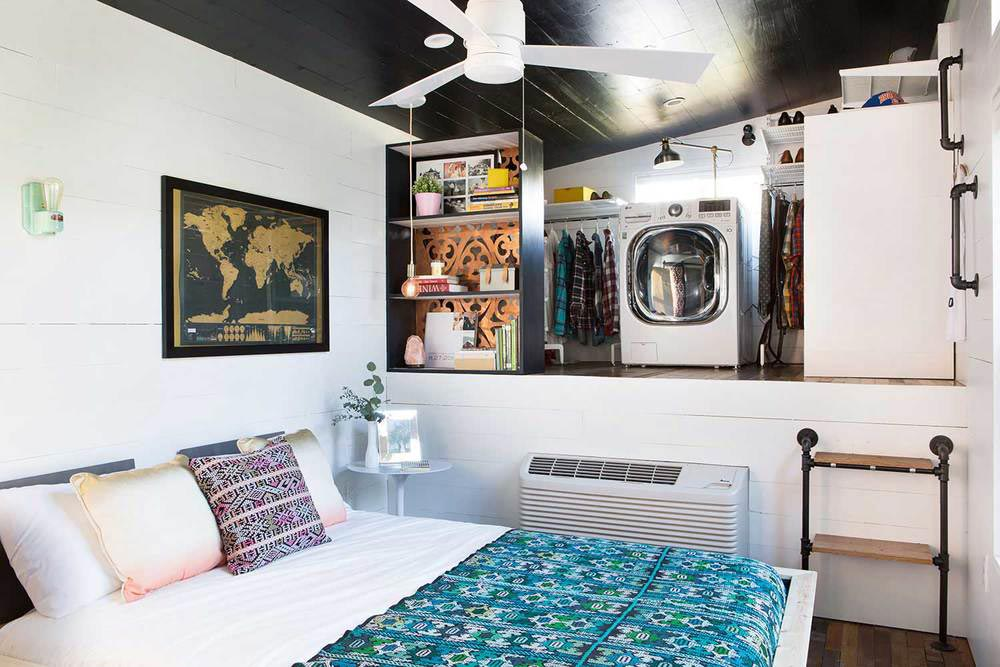 Walk-In Closet - Mid-Century Marfa by Kim Lewis