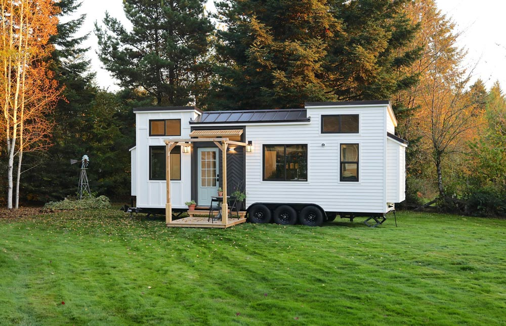 Tiny House w/ Deck - Pacific Harmony by Handcrafted Movement