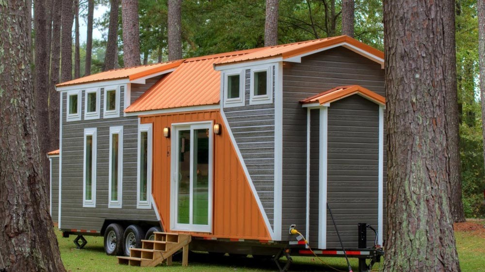 Trinity V2 By Alabama Tiny Homes Tiny Living