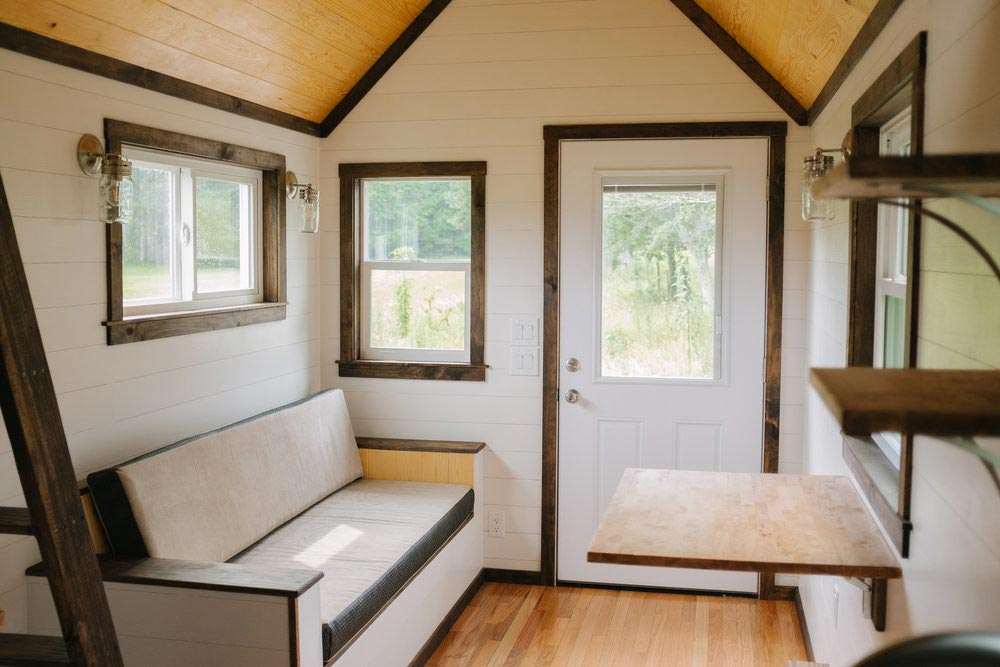 Living Room - Acadia by Wind River Tiny Homes