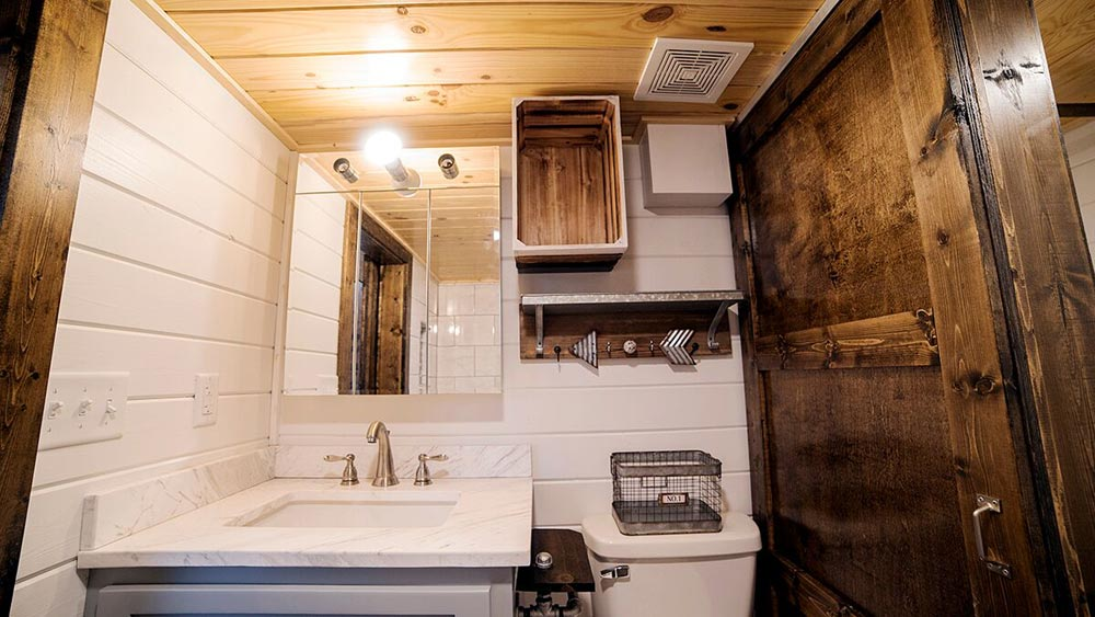 Vanity - Blue Moon by Harmony Tiny Homes