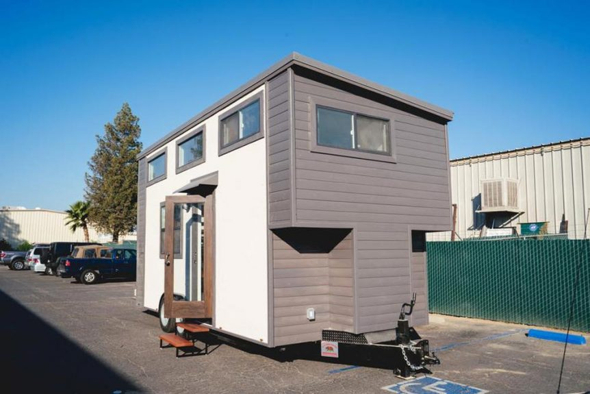 Custom Tiny by California Tiny House