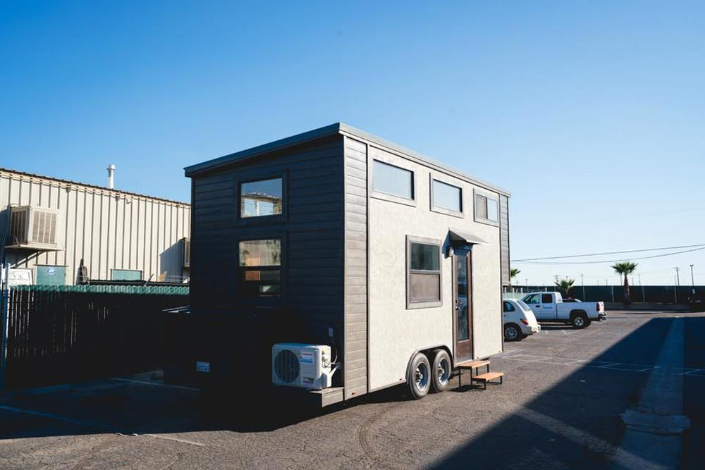 Exterior - Custom Tiny by California Tiny House