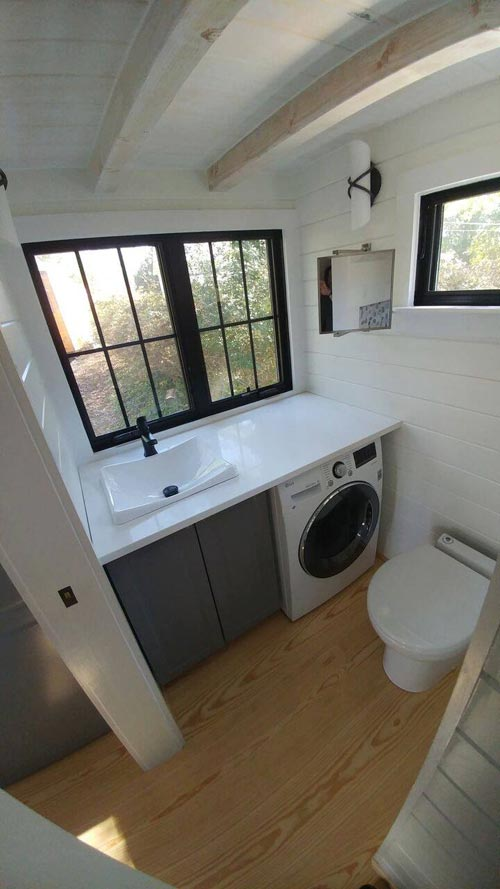 Sink & Washer/Dryer Combo - No. 4 Cotton Burrow by Perch & Nest