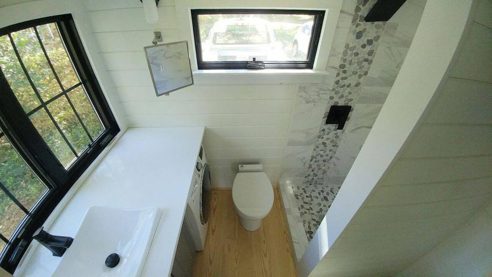 Bathroom - No. 4 Cotton Burrow by Perch & Nest
