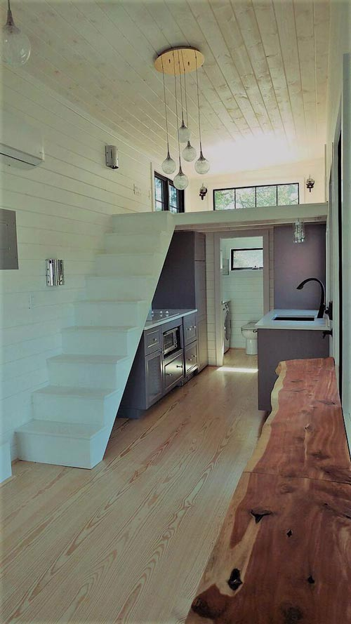 Kitchen & Stairs - No. 4 Cotton Burrow by Perch & Nest
