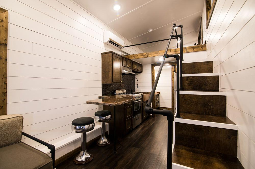 Living Area - Hyacinth by Harmony Tiny Homes