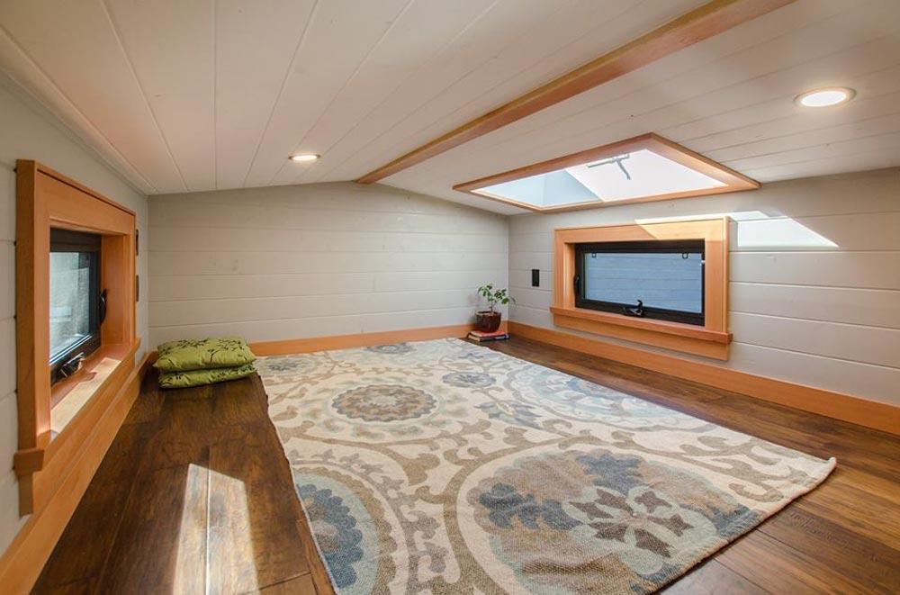 Bedroom Loft - Kestrel by Rewild Homes