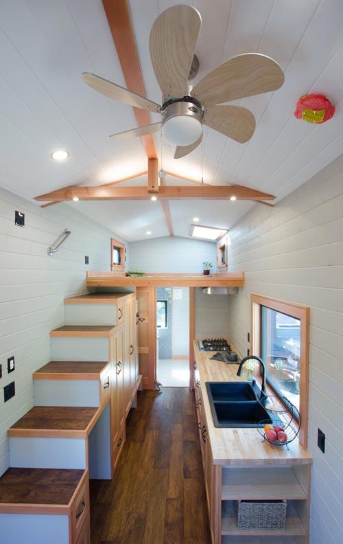 Open Beam - Kestrel by Rewild Homes