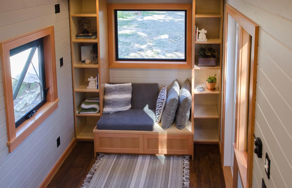 Living Room - Kestrel by Rewild Homes