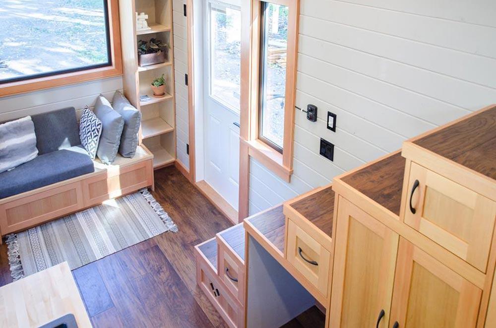 Entryway - Kestrel by Rewild Homes