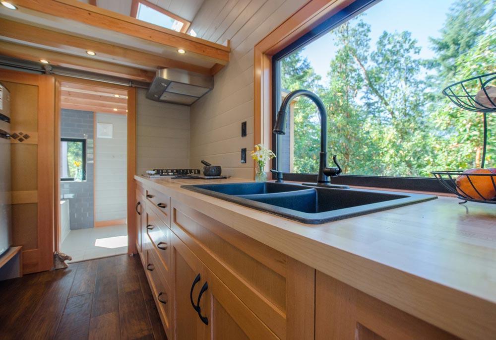 Kitchen Sink - Kestrel by Rewild Homes