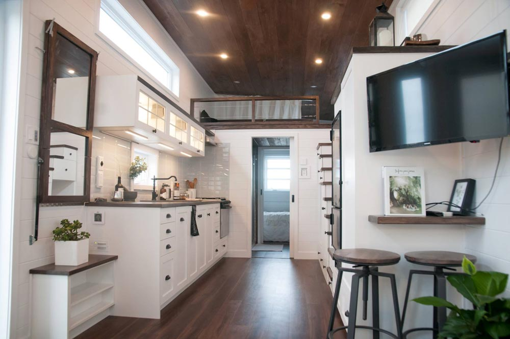 Tiny House Interior - Laurier by Minimaliste