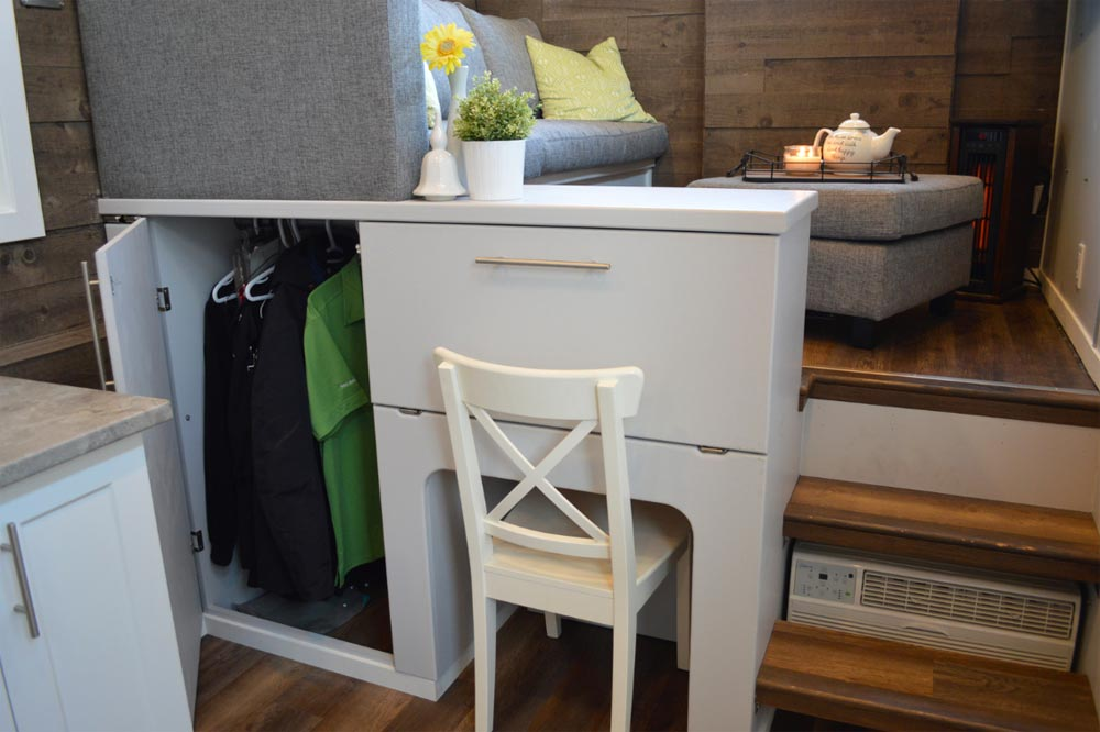 Desk & Closet - Pursuit by Nielsen Tiny Holmes